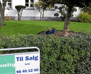 Grøde i huspriserne i kommunen