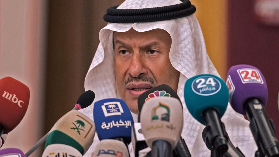 Saudi-Arabiens olieproduktion vil være fuldt genoprettet i slutningen af september. Det sagde energiminister Abdulaziz bin Salman (foto) på et pressemøde tirsdag.