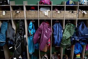 Forældre med børn i institutioner har ikke råd til vintertøj