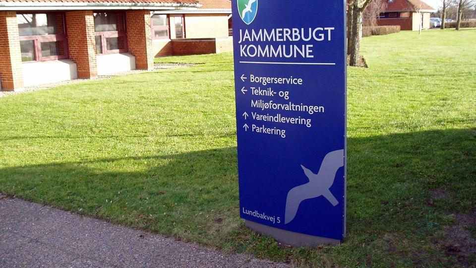 Jammerbugt Kommunes ansatte og ledere er tilfredse med deres arbejdsplads.Arkivfoto