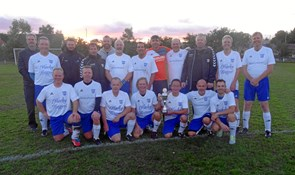 Hørby Grand old boys vandt guldkamp