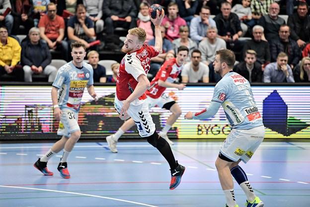 Perfekt slutspilsstart for Aalborg Håndbold