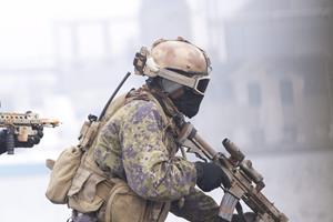 Forsvarets elitesoldater skal sluses ind i politiet