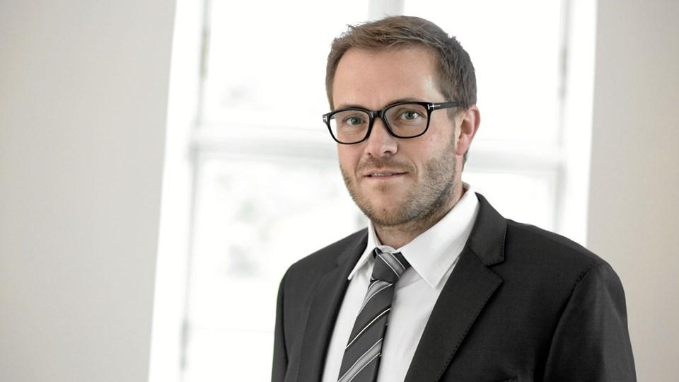 Thomas Hjort har siden 2017 været administrerende direktør i Arctic Group.Arkivfoto