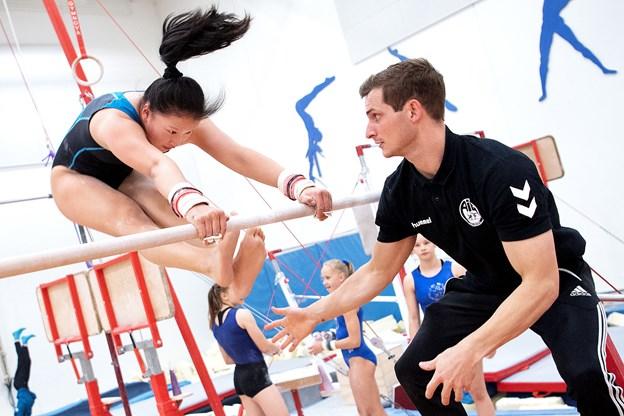 Brølstærke piger: - Gymnastik er som tivoli