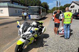 Politi tjekker bremser på Dana Cup-busser: Sådan er resultatet