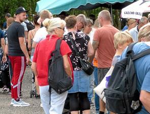 Kræmmere reserverer tirsdag til Øster Hurup