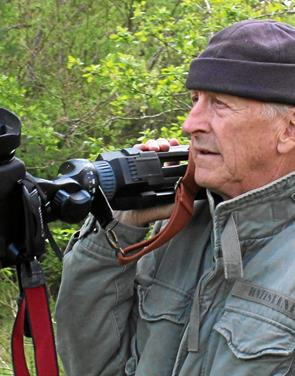 Hans Flou har lavet ny film om egnens slotte og herregårde