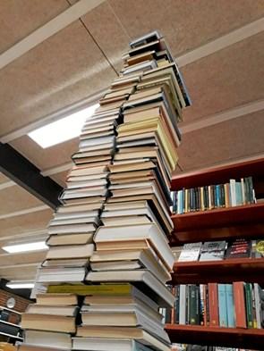 Byg et bogtårn