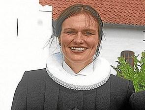 Ny sognepræst i Sdr. Tranders
