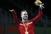 Rosenmeier hentede guld ved para-VM