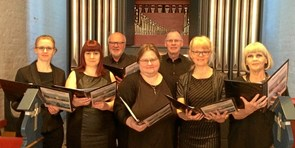 Musikgudstjenester i Als og Øster Hurup kirker