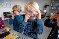Små børn i Hjørring Kommune tager på hjerneekspedition