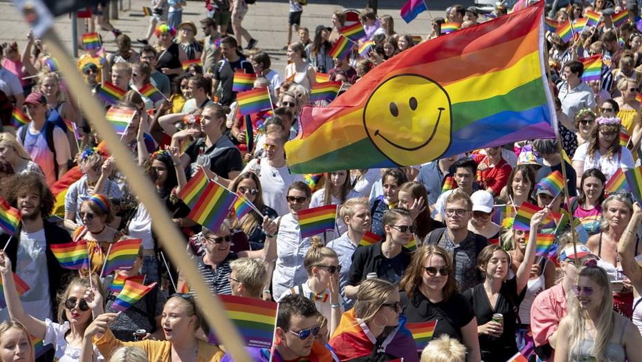 Det største nogensinde: Aalborg Pride har vokseværk