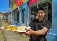 Vietnamesisk og dansk grillmad på spisesedlen