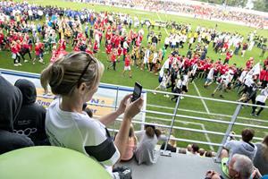 Afrikanere lokkes ved stævner som Dana Cup