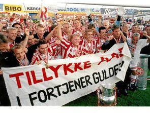 Vær med til at hylde AaB legenderne fra mesterskabet i 1999