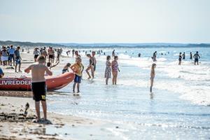 Nu kommer turisterne: Nordjylland løber fra resten af landet