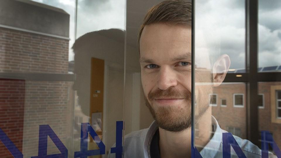 Svend Brinkmann skal løfte et stort projekt om sorg. Arkivfoto Michael Bygballe