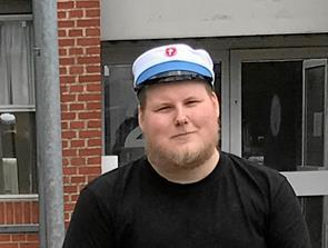 Patrick blev årets første VUC-student i Hadsund