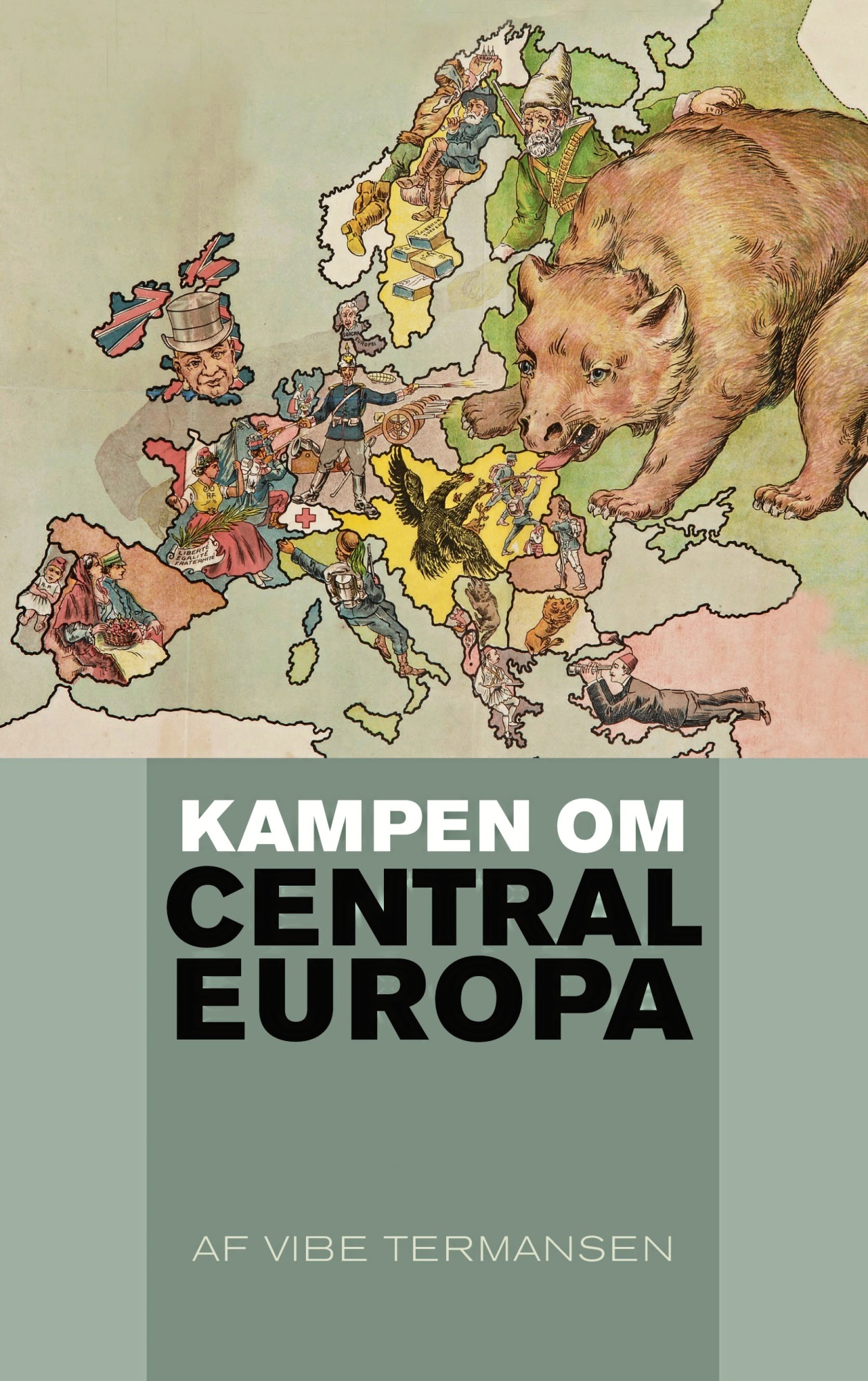 Bliv klogere på Polen, Ungarn - og Europa