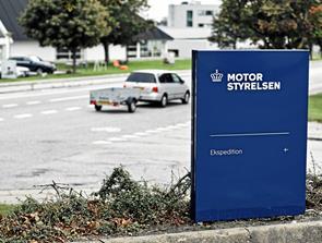 Motorekspedition i Aalborg er flyttet