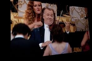 Andre Rieu vises live i biografen