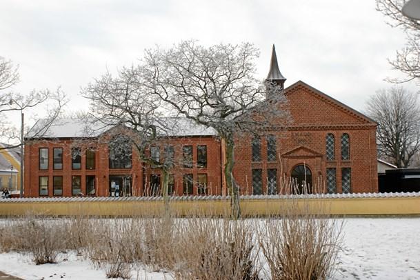 Vintermatiné i sognehuset