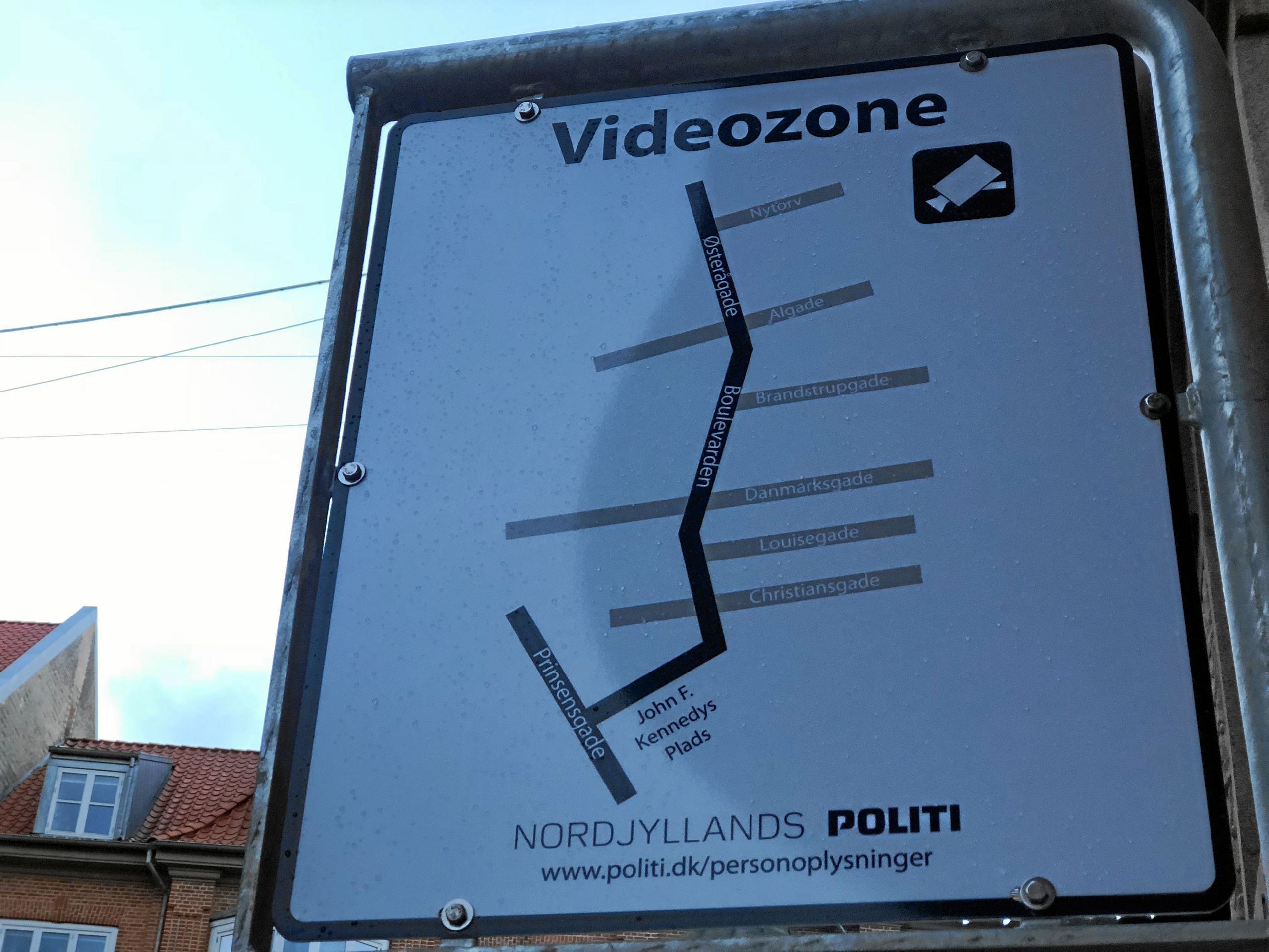 Her er overblikket over den nye videozonen. Foto: Henrik Poulsen