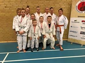 Judoklub vært for stævne