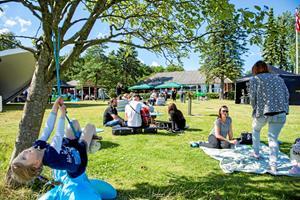 Egholm er klar til ny festival - denne gang om bæredygtighed