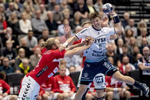 Aalborg Håndbold imponerer og slår Flensburg-Handewitt