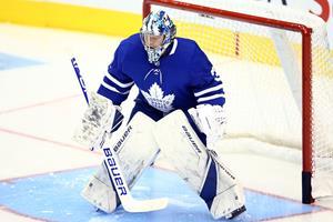 Frederik Andersen og Toronto åbner NHL-sæsonen med sejr