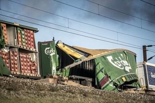 Tillidsmand fyret efter togulykke: Skjulte kollegas navn