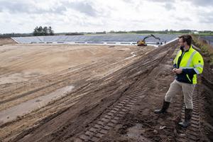 Hvad gør man med en kvart million kubikmeter kartoffelvand? Sådan vender fabrik udgift til milliongevinst