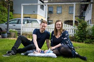 """Pernille og Nicolaj flyttede """"hjem til Thy"""": - Arbejde er det afgørende"""