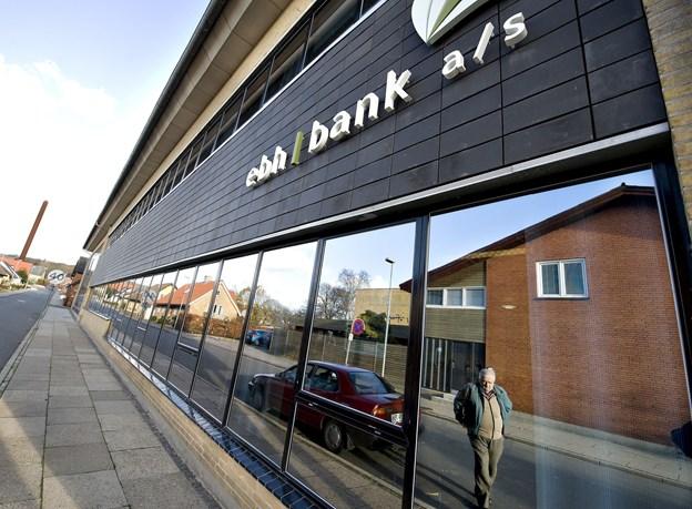 Ebh bank: Knyttede kundekontakt på travbane
