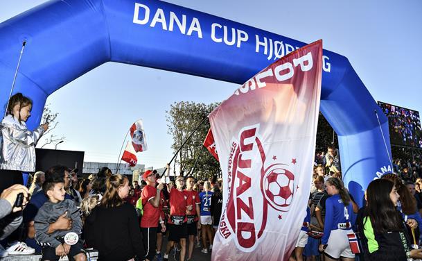 1004 hold indtager Hjørring til Dana cup