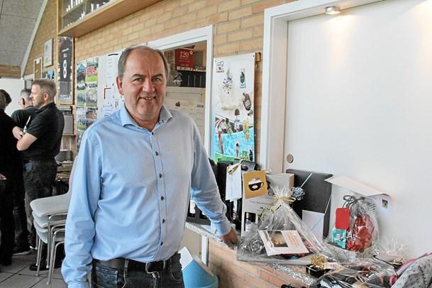25 år med frivilligt arbejde i Thyholm Idrætsforening