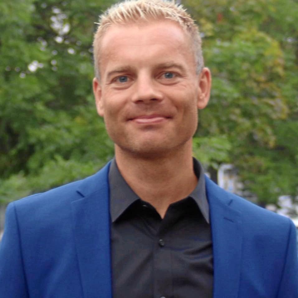 Lars Johansen er fra 1. august sports- og eventchef hos Aalborg Atletik og Motion. privatfoto