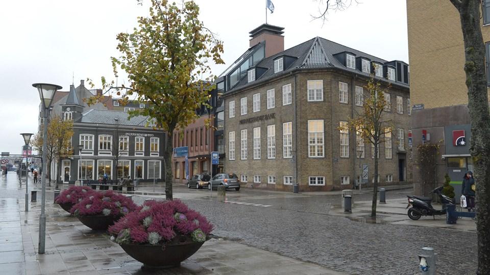 Spar Nord vil overtage Nørresundby Bank. Foto: Grete Dahl
