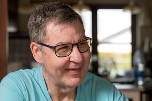 Lasse har hjertesvigt: Jeg er ikke længere bange for at falde død om