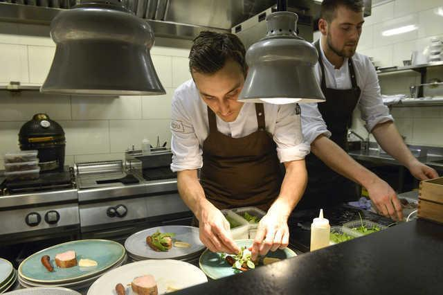 """Michael """"Miv"""" Pedersen har allerede flere restauranter i byen. Nu er han klar med endnu et koncept. Arkivfoto: Jesper Thomasen"""