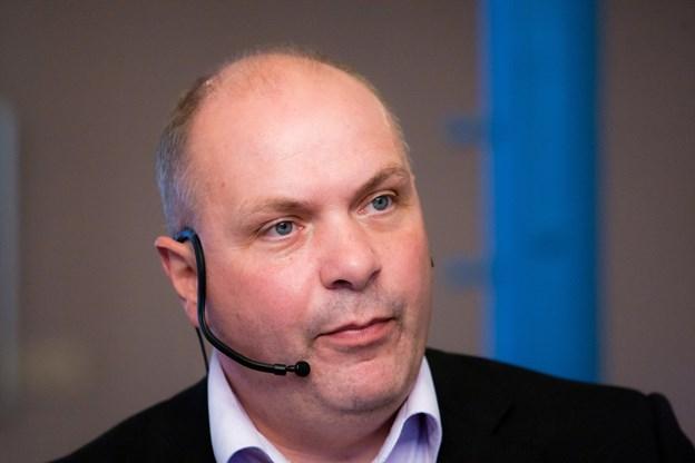 EU-parlamentskandidat Søren Gade (V) - stiller torsdag 13. december op til en snak om EU i Vilsted. Privatfoto