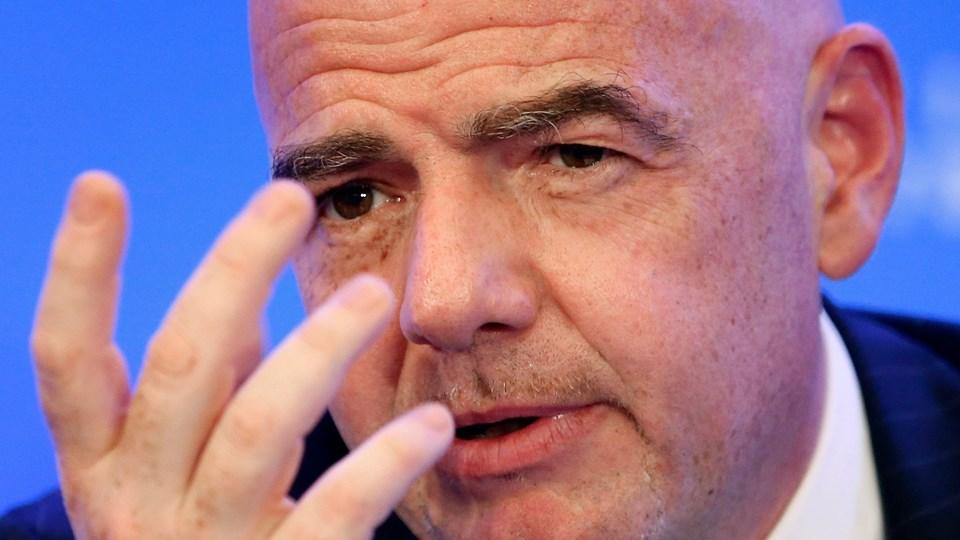 Fifa-præsident Gianni Infantino og forbundet arbejder videre med idéen om at udvide VM fra 2022 til 48 hold.