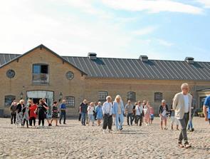 Ib Grønbech viser ny kunstnerisk åre på Børglum Kloster