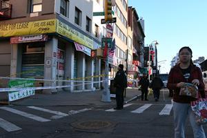 24-årig tæver fire hjemløse ihjel i New York med jernrør