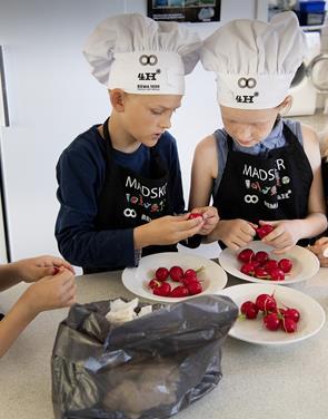 Madskole søger madglade børn i Hanstholm