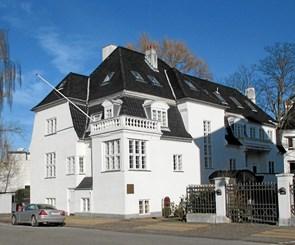 Plesner og Bindesbøll- de kendte arkitekter