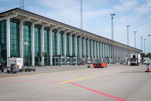 Fornem pris: Aalborg Lufthavn er den bedste i Danmark